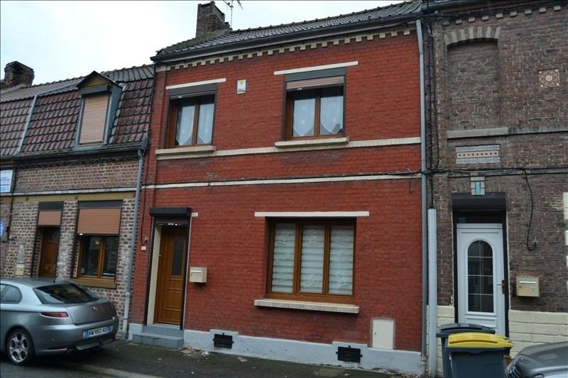 Sale house / villa Sin le noble 126500€ - Picture 1