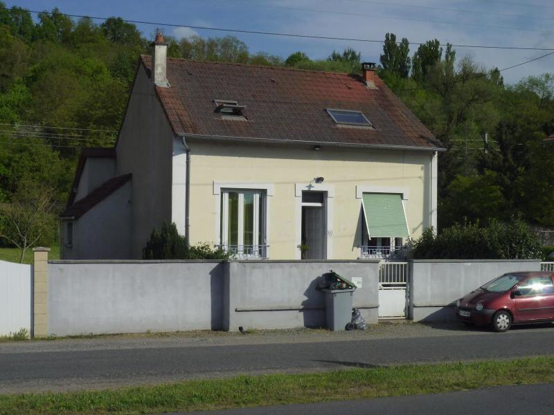 Vente maison / villa Creuzier le vieux 160000€ - Photo 1