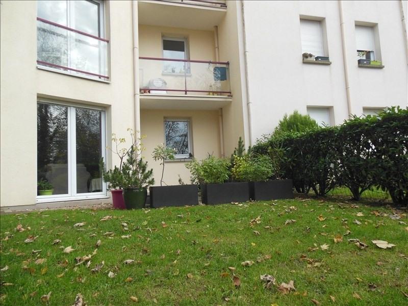 Vente appartement Bonsecours 144000€ - Photo 1