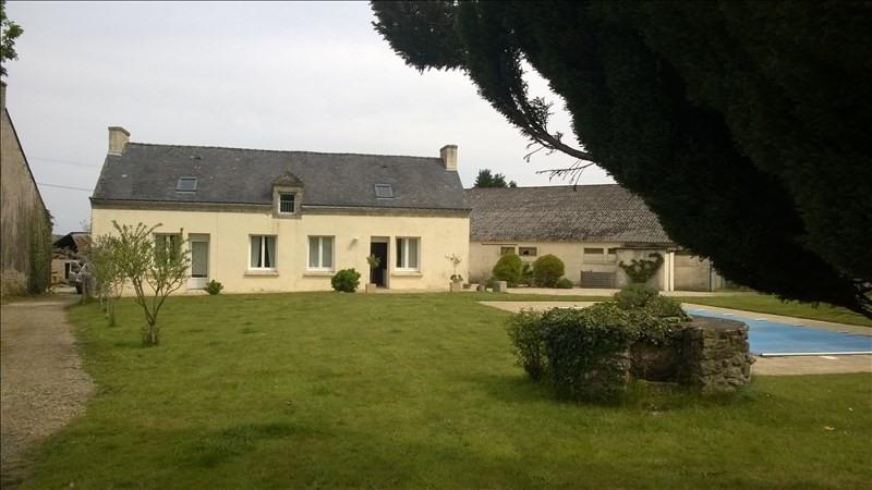 Sale house / villa Pluvigner 251160€ - Picture 2