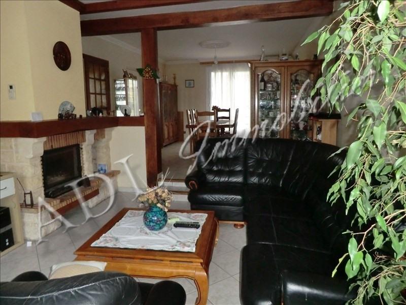 Sale house / villa La chapelle en serval 397000€ - Picture 2