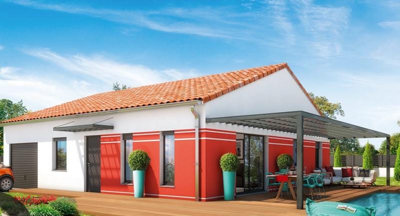 Maison  3 pièces + Terrain 300 m² Montaigut-sur-Save par MAISONS CLAIR LOGIS TOULOUSE-SUD