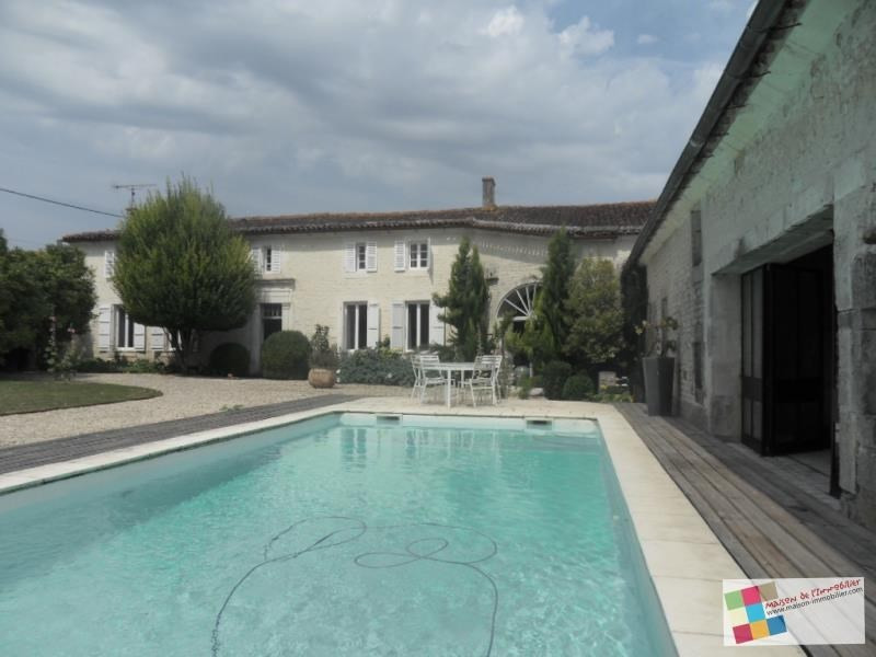 Vente maison / villa Salles d angles 424 000€ - Photo 1