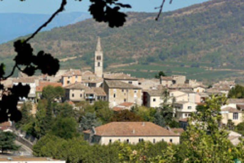 Sale site Vallon pont d arc 110000€ - Picture 1
