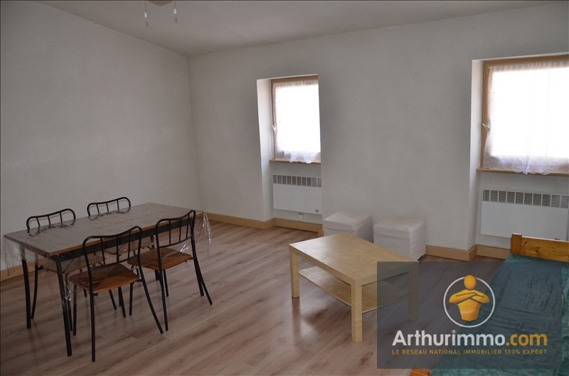 Investment property apartment Annonay 87000€ - Picture 1