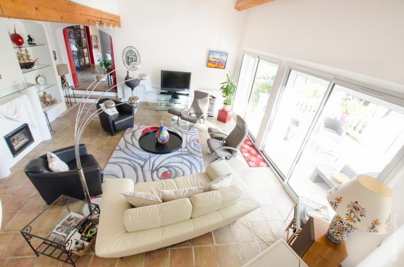 Deluxe sale house / villa Aix en provence 755000€ - Picture 3