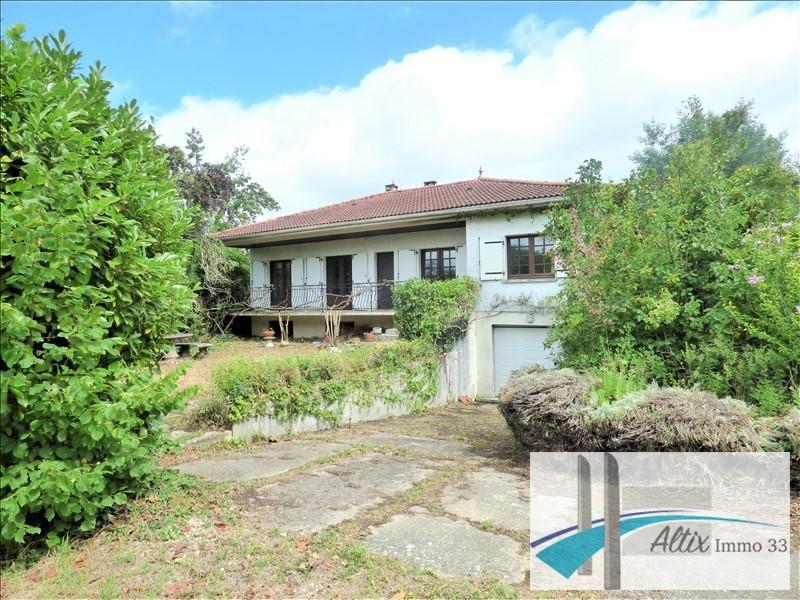 Vente maison / villa St loubes 262500€ - Photo 1