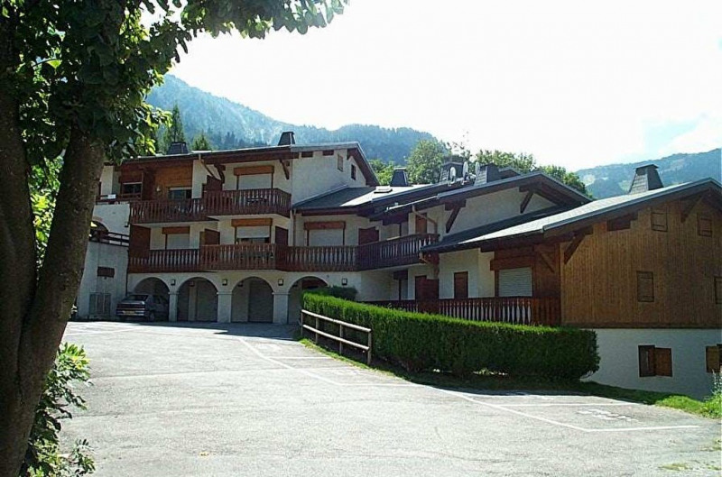 Sale apartment Les houches 120 000€ - Picture 1