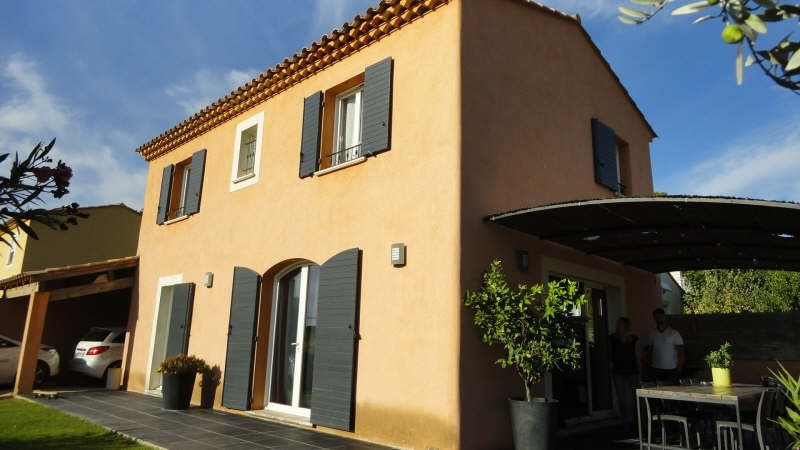 Vente maison / villa St chamas 388 000€ - Photo 8
