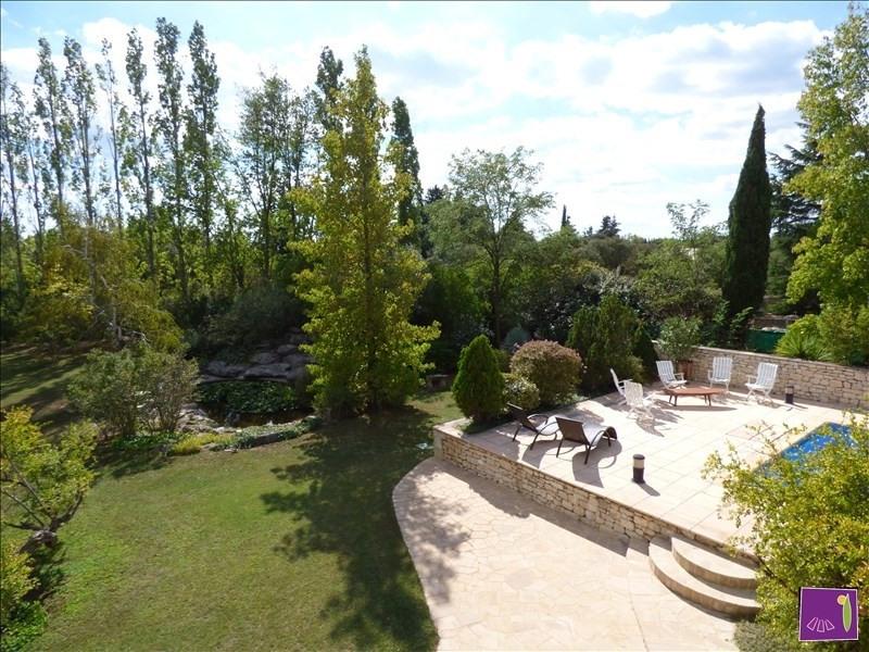 Immobile residenziali di prestigio casa Uzes 1275000€ - Fotografia 16