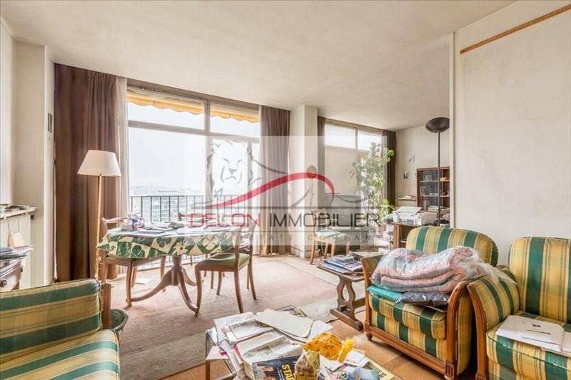 Sale apartment Paris 15ème 640000€ - Picture 3