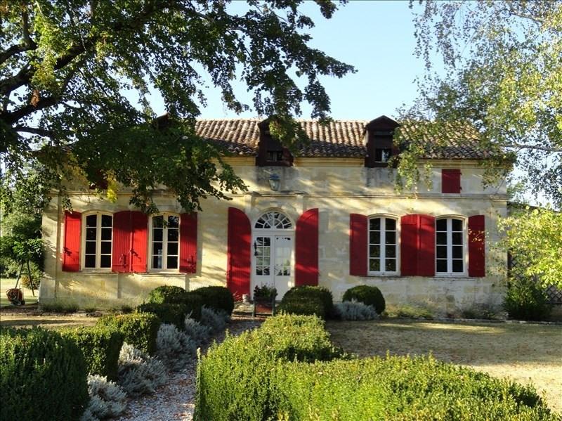 Sale house / villa Bergerac 299000€ - Picture 1