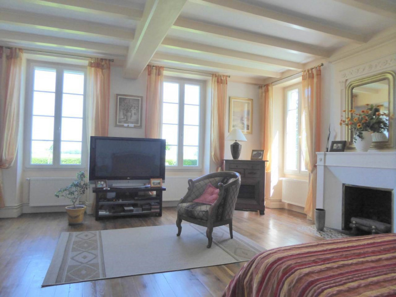 Sale house / villa Jarnac-champagne 379800€ - Picture 10