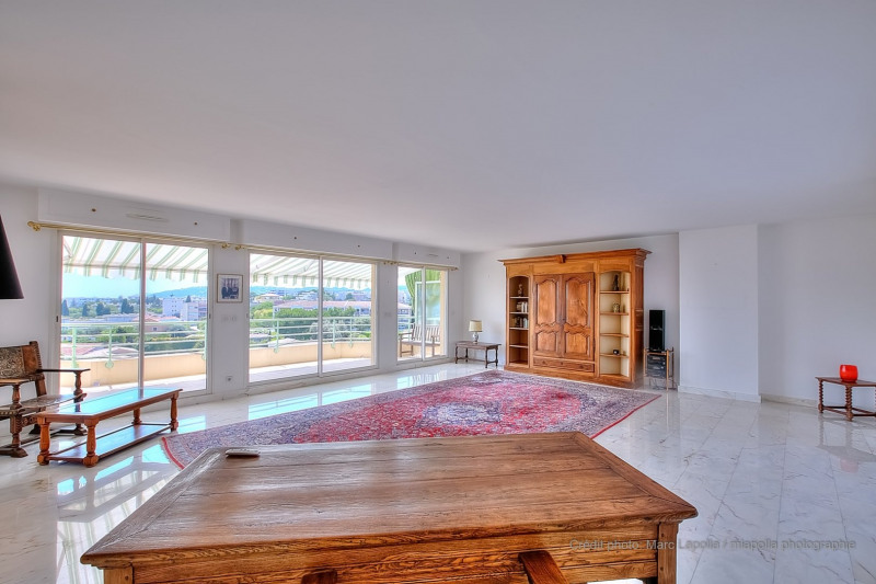 Verkauf von luxusobjekt wohnung Antibes 895000€ - Fotografie 2