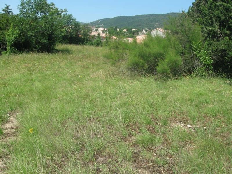 Vente terrain Saint-julien-en-saint-alban 55000€ - Photo 1