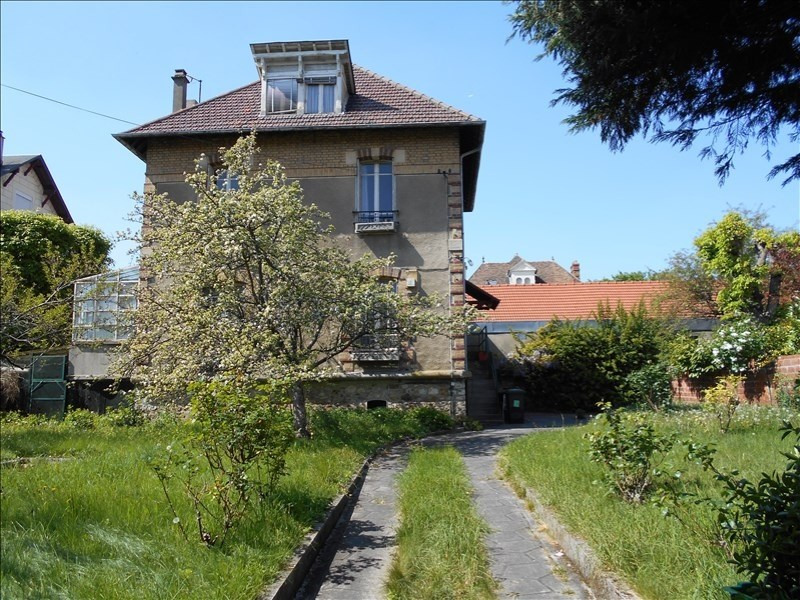Vente maison / villa Montmorency 546000€ - Photo 1