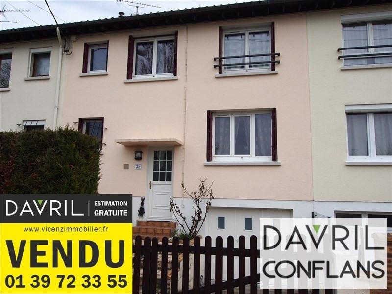 Vente maison / villa Conflans-sainte-honorine 314000€ - Photo 1