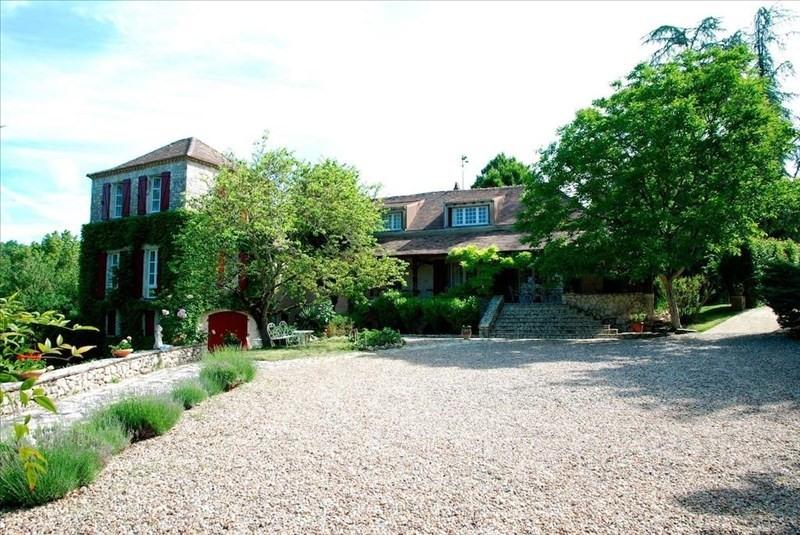 Deluxe sale house / villa Laroque timbaut 549000€ - Picture 9
