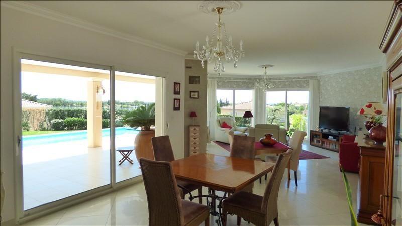 Deluxe sale house / villa Aubignan 630000€ - Picture 2