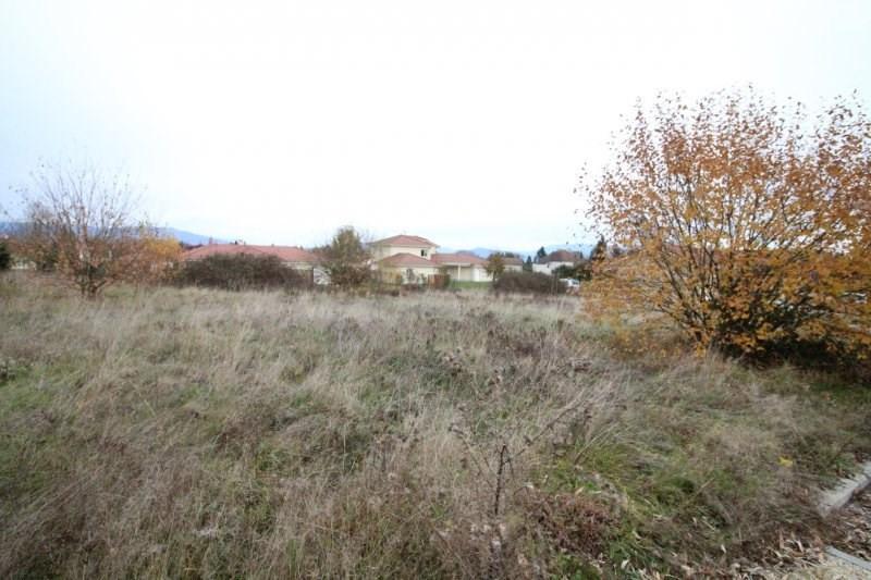 Vente terrain La tour du pin 89000€ - Photo 2