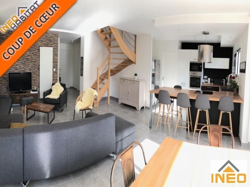 Vente maison / villa La meziere 424000€ - Photo 1