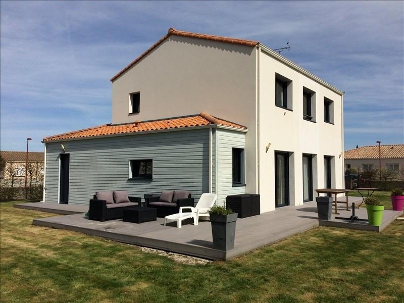 Vente maison / villa Nieul le dolent 283000€ - Photo 4