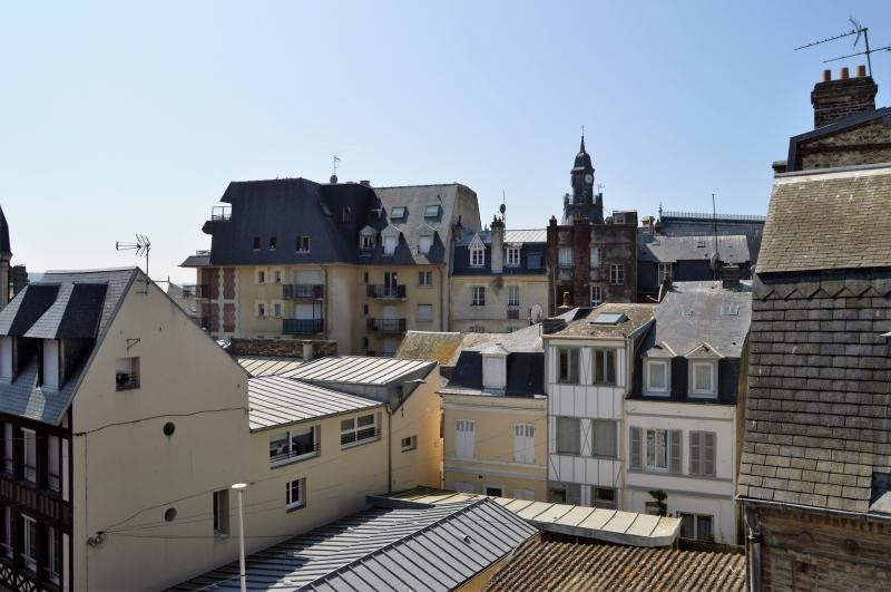 Sale apartment Trouville sur mer 88 500€ - Picture 1