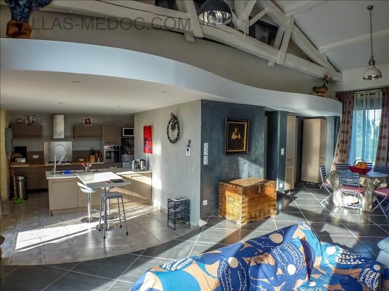 Sale house / villa Jau dignac et loirac 338000€ - Picture 5