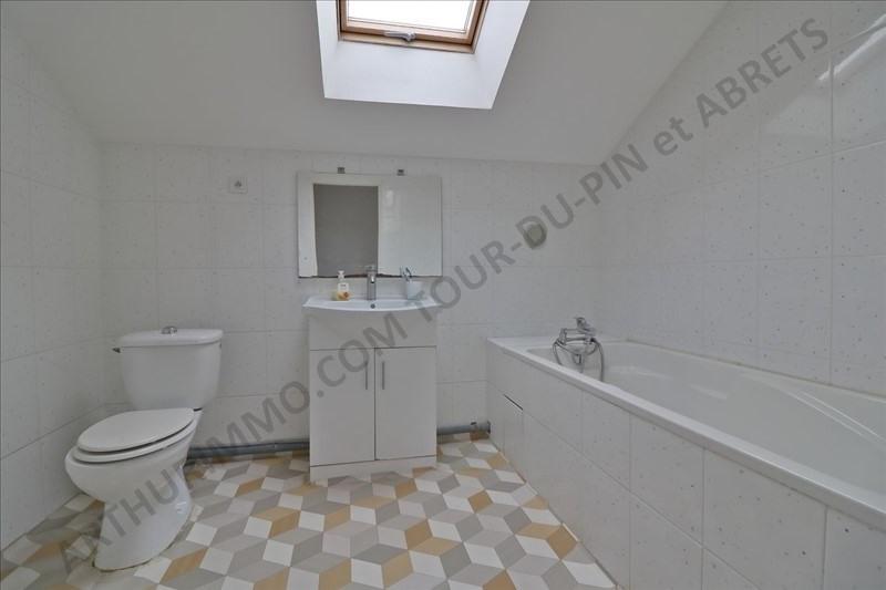 Vente maison / villa La tour du pin 195000€ - Photo 7