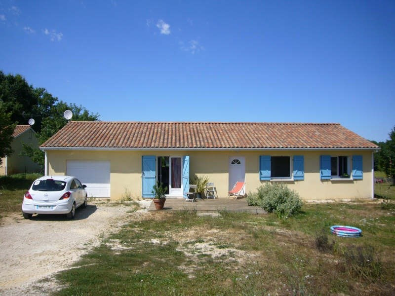 Sale house / villa Condat sur trincou 127900€ - Picture 1