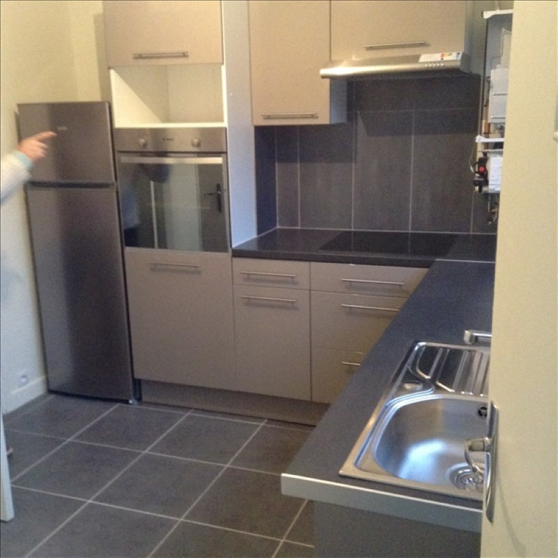 Rental apartment St quentin 710€ CC - Picture 1