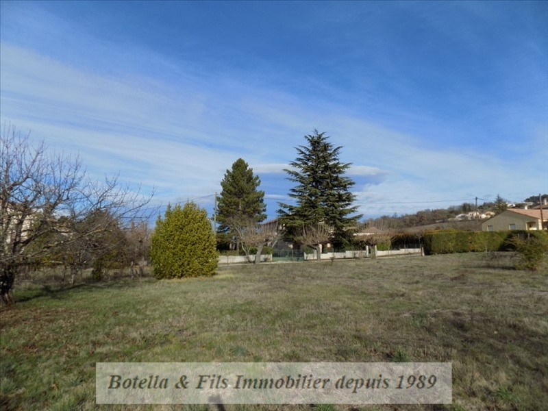 Vendita terreno Barjac 83500€ - Fotografia 1