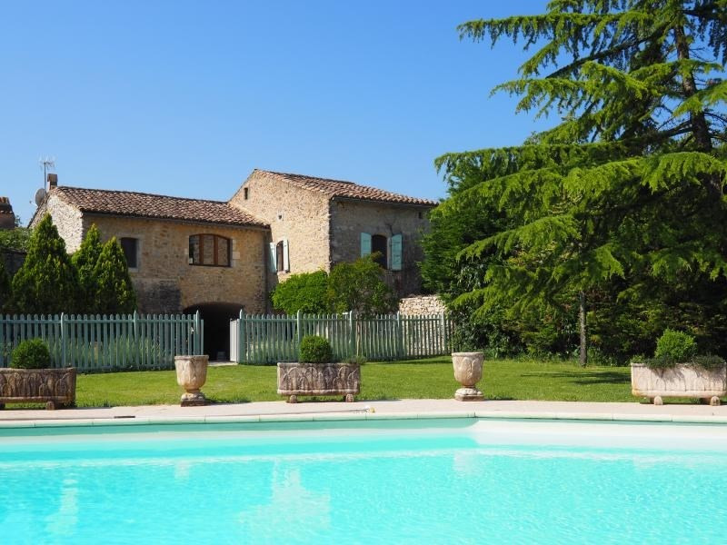 Deluxe sale house / villa Uzes 897 750€ - Picture 10