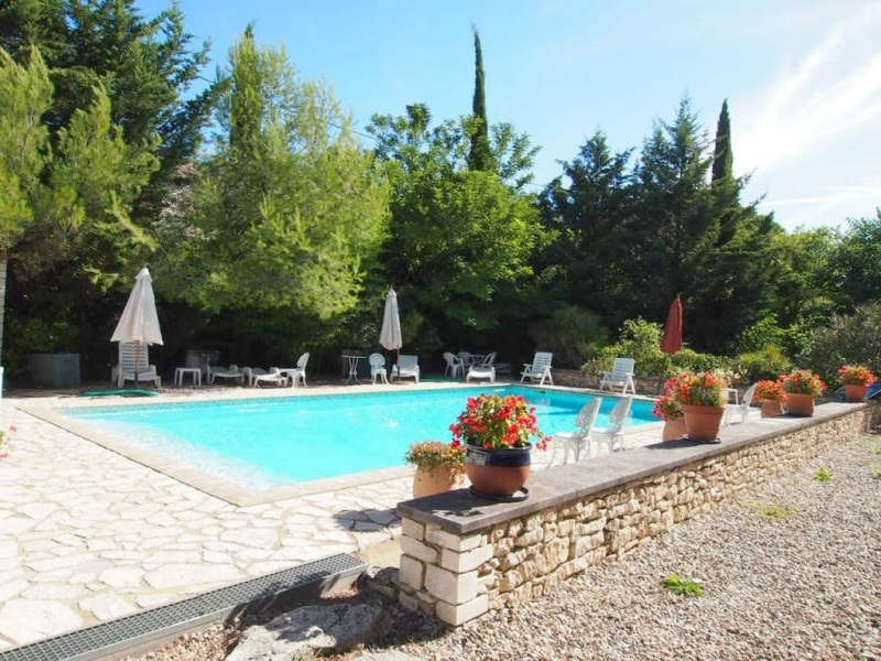 Vente de prestige maison / villa Goudargues 632000€ - Photo 14