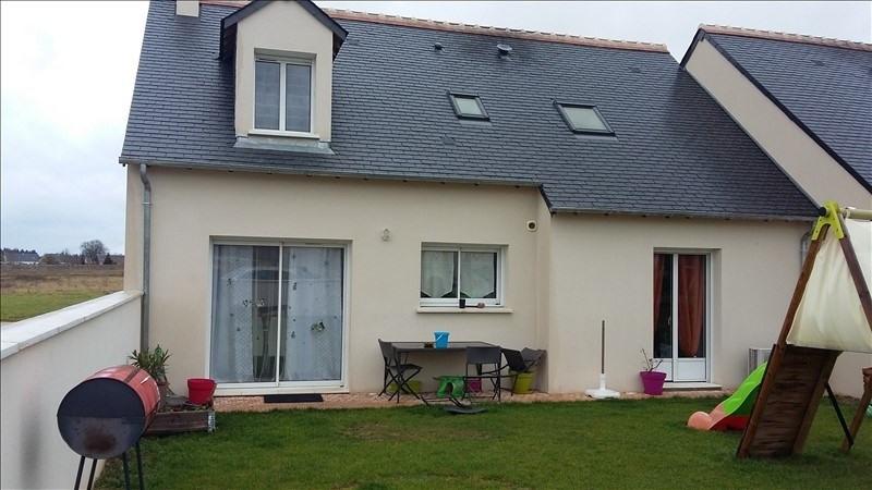 Location maison / villa Chateau renault 757€ CC - Photo 1