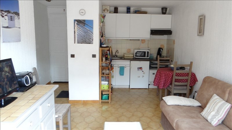 Investment property apartment Cavalaire 163000€ - Picture 2