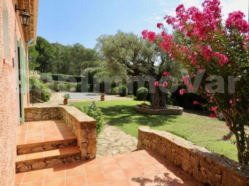 Vente de prestige maison / villa Le castellet 590000€ - Photo 4