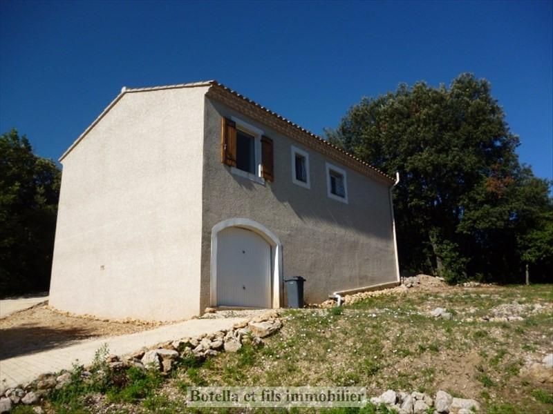 Sale house / villa Barjac 180000€ - Picture 2