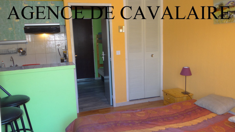Vente appartement Cavalaire 115000€ - Photo 1