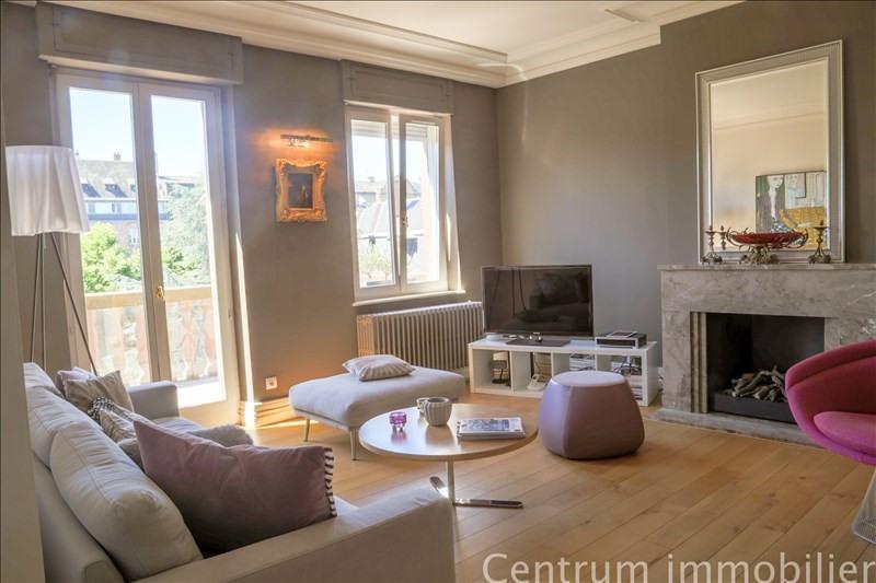 Vente de prestige appartement Metz 550000€ - Photo 7