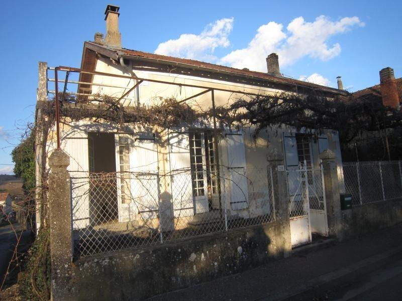 Vente maison / villa Le buisson de cadouin 89000€ - Photo 2