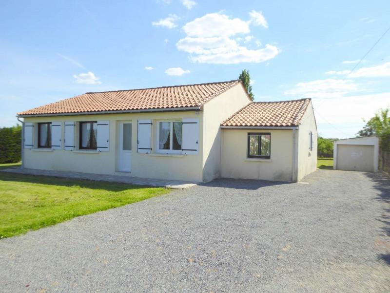 Sale house / villa Nercillac 154860€ - Picture 1