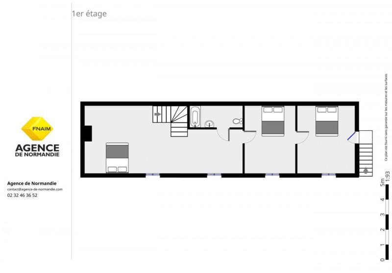 Vente maison / villa Montreuil-l'argille 149000€ - Photo 9