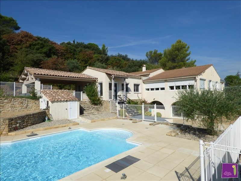 Vente de prestige maison / villa Orsan 650000€ - Photo 1