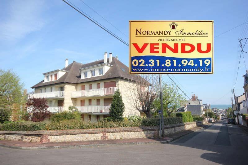 Sale apartment Villers sur mer 155000€ - Picture 1