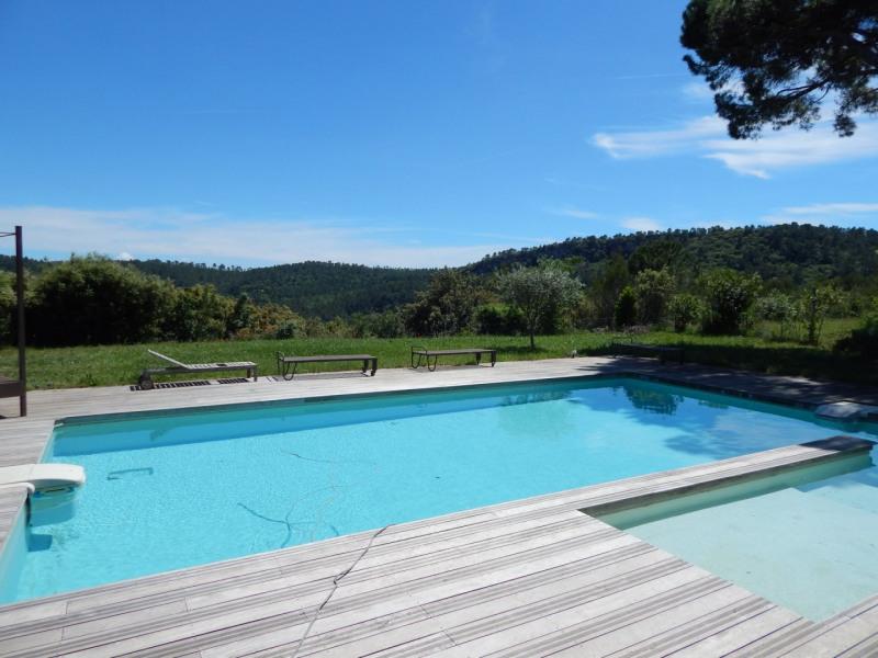 Sale house / villa Sillans-la-cascade 499000€ - Picture 17