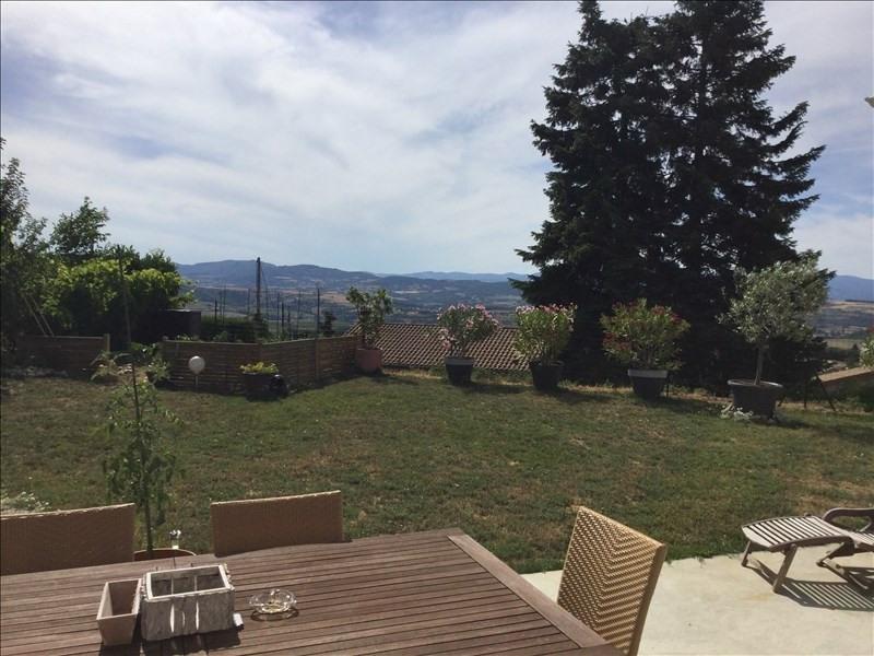 Vente maison / villa Tournon-sur-rhone 220000€ - Photo 1