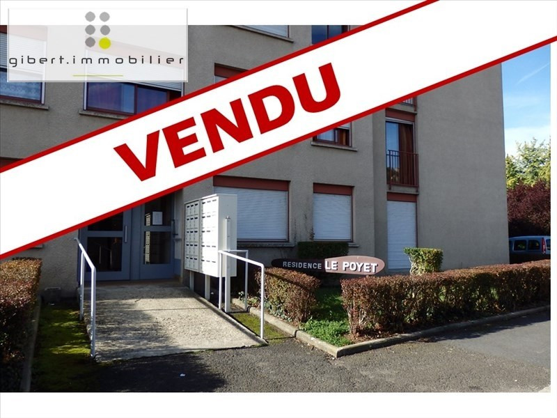 Vente appartement Aiguilhe 47 000€ - Photo 1