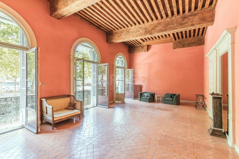 Deluxe sale apartment Lyon 2ème 850000€ - Picture 1