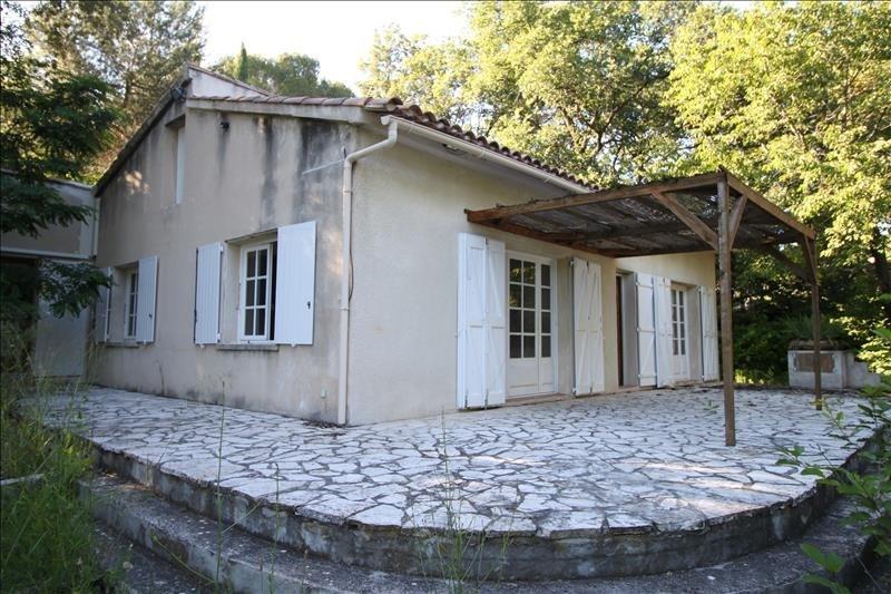 Vente de prestige maison / villa Eguilles- les figons 620000€ - Photo 1